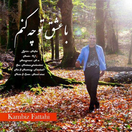 دانلود آهنگ جدید کامبیز فتاحی بنام با عشق تو چه کنم
